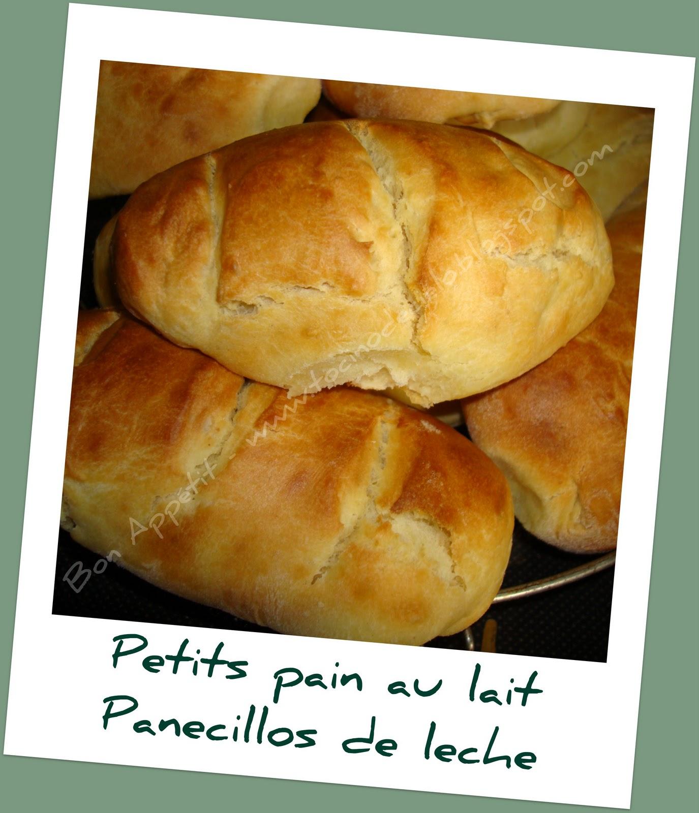 Panecillos De Leche