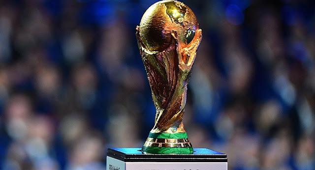 campionatul mondial de fotbal-istorie