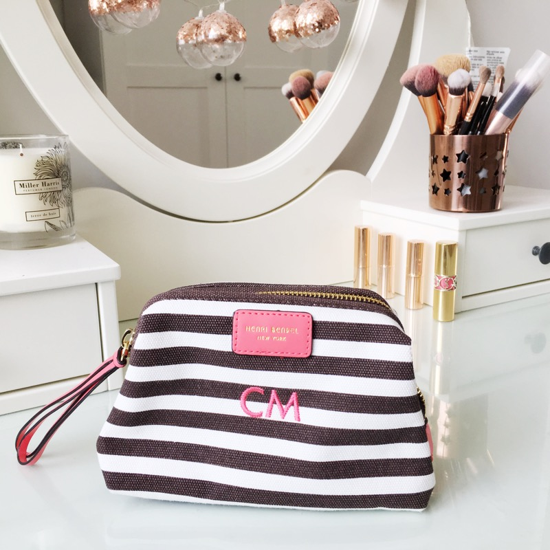 Henri Bendel Makeup bag