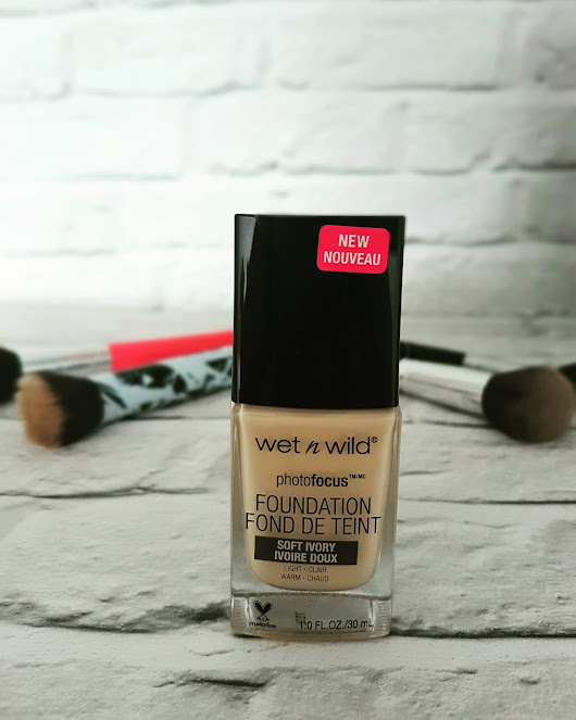 Wet n Wild Photofocus Foundation Review
