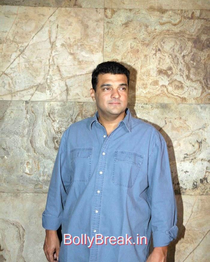 Siddharth Roy Kapur, 'Tanu Weds Manu Returns' Special Screening Pics