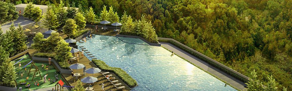 Dự án Bukit Bantayan tại Malaysia