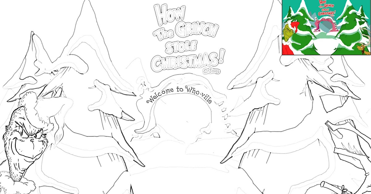 Fondos Para Pantallas De Grinch Para Navidad: Fondos De Escritorio