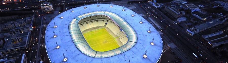 guida stadi saint denis euro 2016
