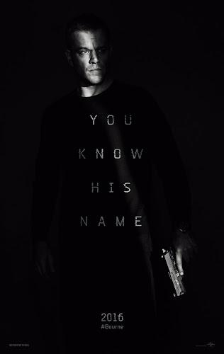 Jason Bourne (BRRip 1080p Dual Latino / Ingles) (2016)