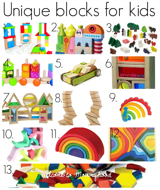 Holiday gift guide: building toys for kids by Welcome to Mommyhood #buildingtoys, #holidays, #giftguide, #montessori, #naturalfamily