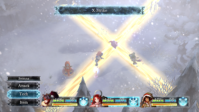 I Am Setsuna PC Download Full Version Gameplay 1