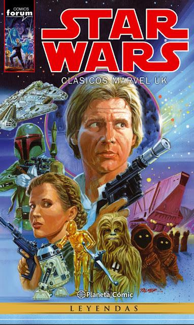 Star Wars Clásicos Marvel UK