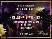 završni party u 585 Club Bol slike otok Brač Online