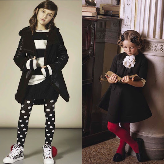 AW 16/17: trends per bambini