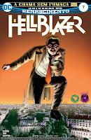 DC Renascimento: Hellblazer #7