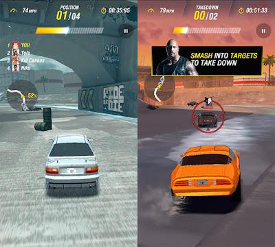 لعبة Fast & Furious Takedown مهكرة جاهزة للاندرويد, لعبة Fast & Furious Takedown مهكرة بروابط مباشرة