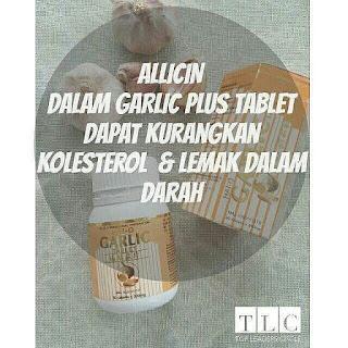 Garlic Tablet