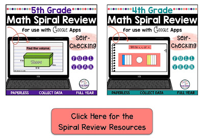 cover images of the spiral review resources