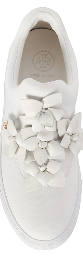 TORY BURCH Blossom Sneaker in White