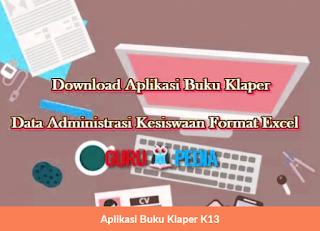 Aplikasi Buku Klaper K13