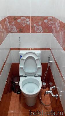 Ремонт ванной комнаты в Уфе