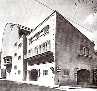 Antiguo frontón Recoletos en Madrid | Eduardo Torroja + Secundino Zuazo | Cubierta laminar