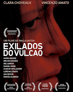 Exilados do Vulcão - HDRip Nacional