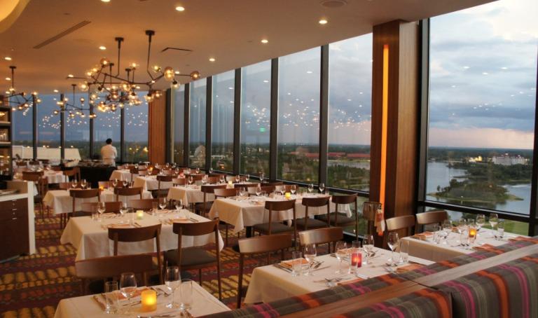 Restaurante em Orlando
