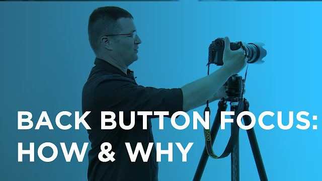 Back Button Focus on Nikon Cameras