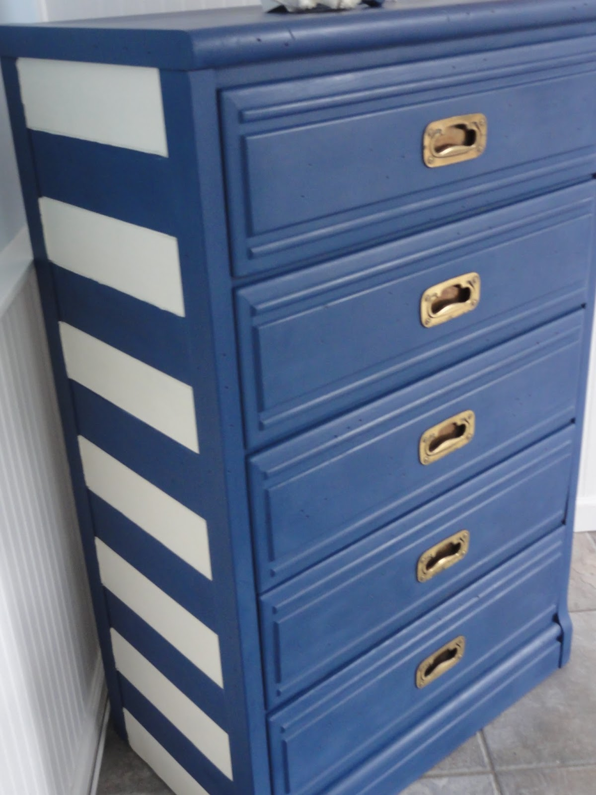 Ship Shape Dresser Before Amp After Finding Silver Pennies