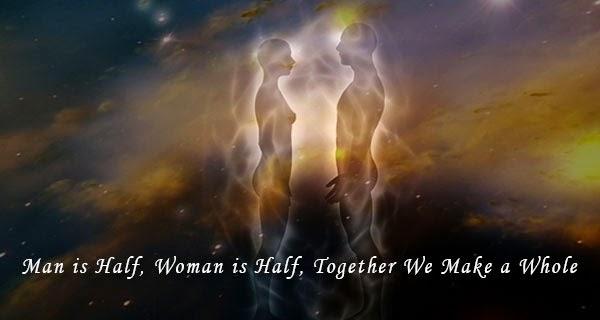 Мъж и Жена в Едно