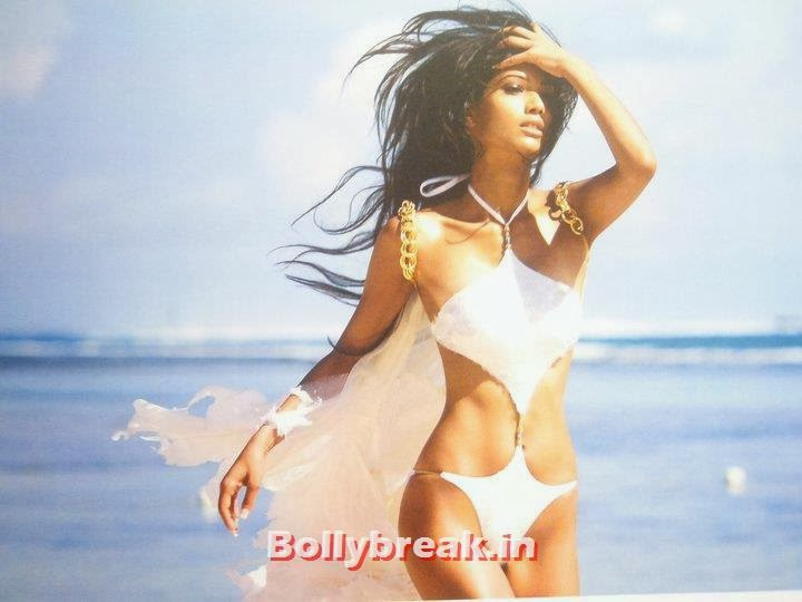 NICOLE FARIA in white bikini, NICOLE FARIA Bikini Pics & Wallpapers