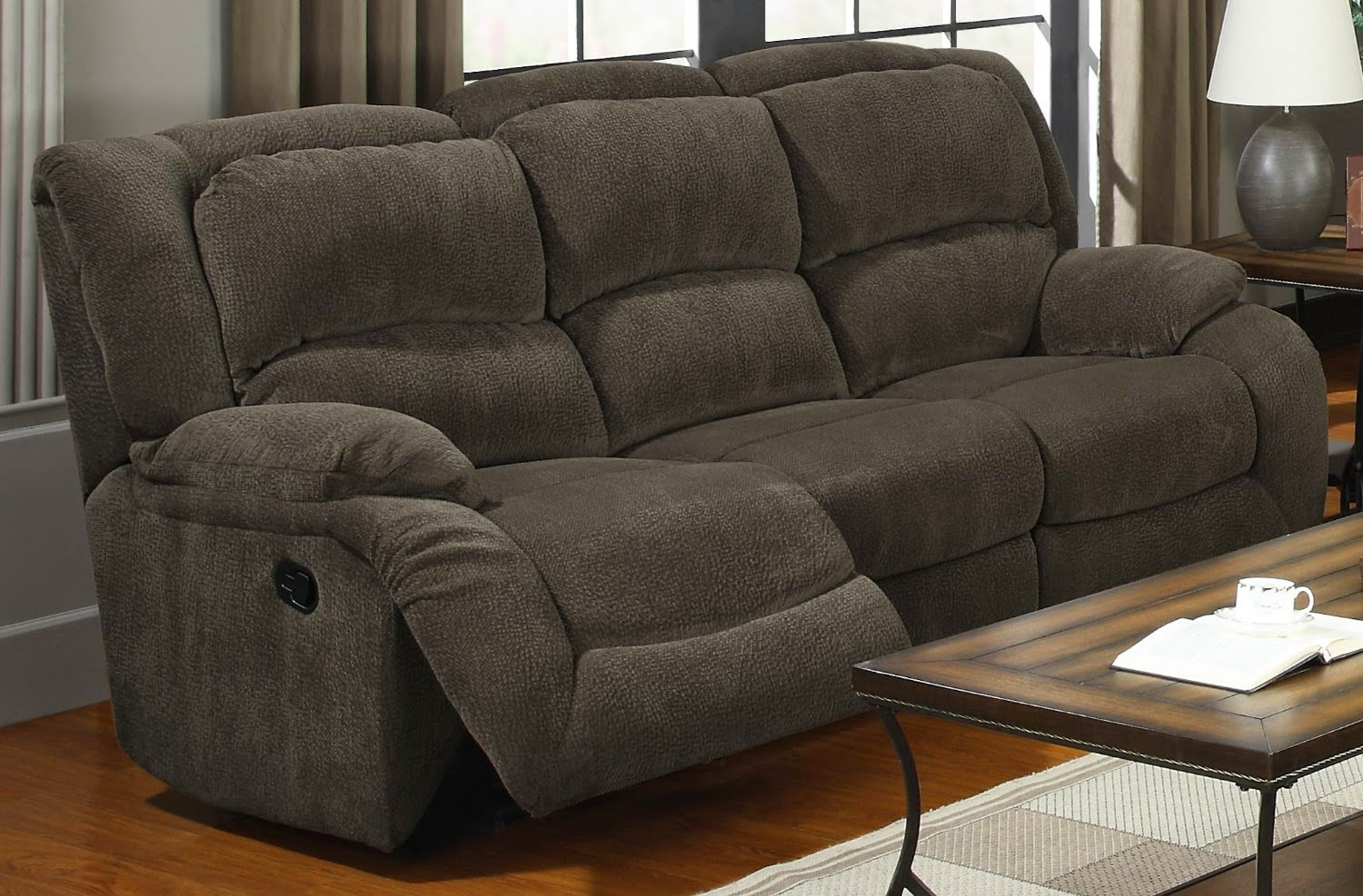 the best home furnishings reclining sofa reviews modern. Black Bedroom Furniture Sets. Home Design Ideas