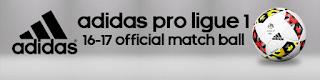 Ball Adidas Pro Ligue 1, 2016-2017 Pes 2013