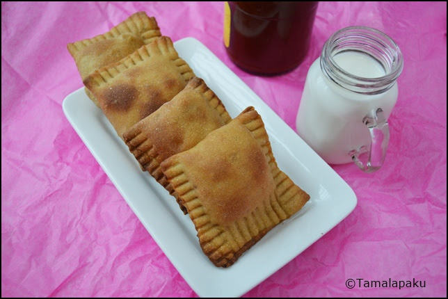 Whole Wheat Vegetable Turnovers