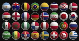 Ulasan Seputar Sejarah Bendera Negara Piala Dunia 2018 Pada Kejuaraan Bergengsi Tersebut