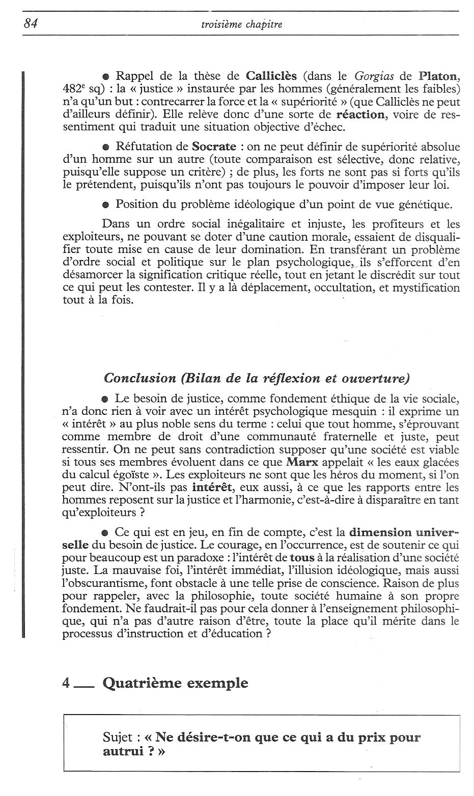Dissertation la responsabilit des gouvernants