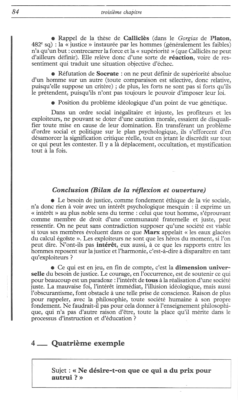 Dissertation sur la representation theatrale