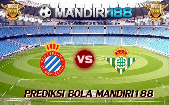 AGEN BOLA - Prediksi RCD Espanyol vs Real Betis 31 Oktober 2017