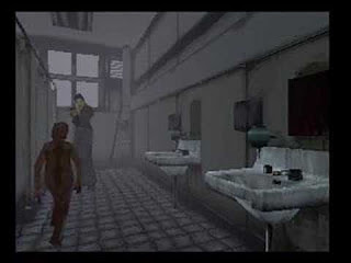 Silent Hill - Jogo do PS1