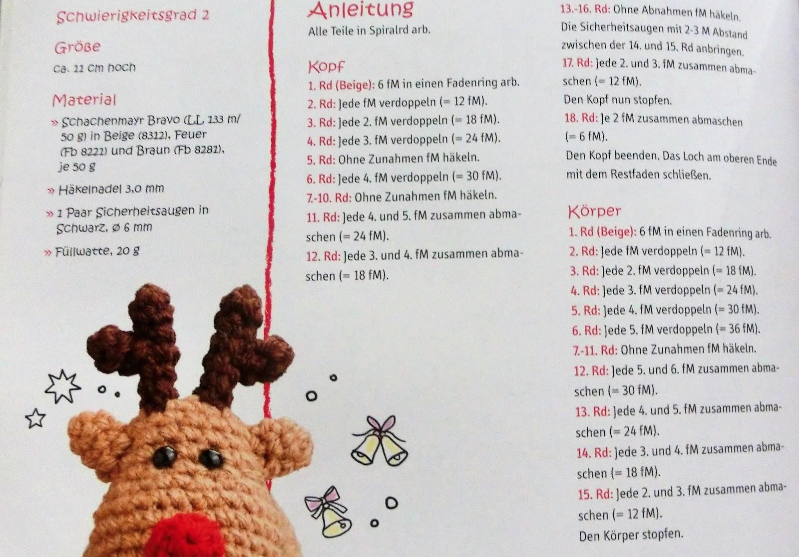 Ein Kleiner Blog Wollowbies Häkelminis Feiern Weihnachten