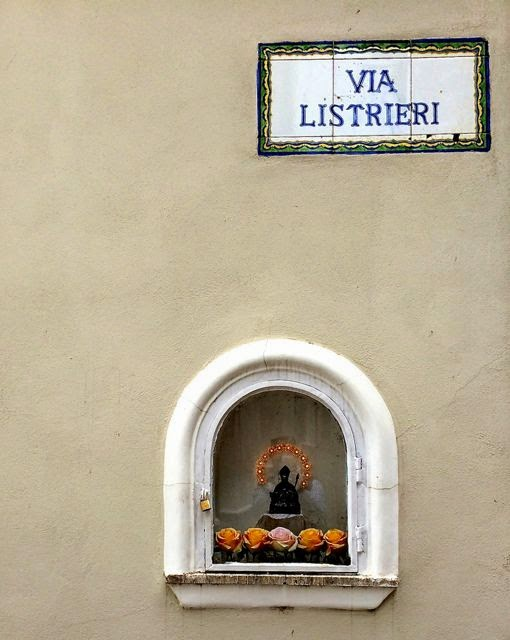 Life on the Amalfi Coast