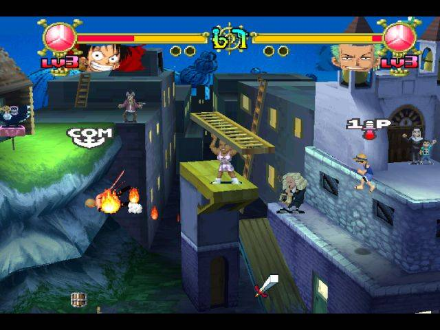 All Computer And Technology: Download One Piece Grand Battle PS1 Game Free