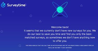 survey online dibayar dollar