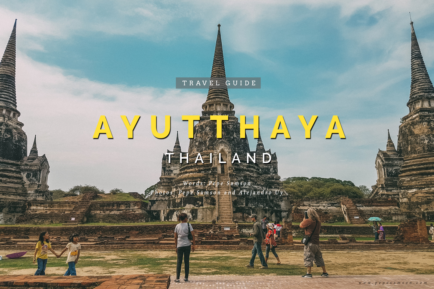Travel Guide: Ayutthaya, Thailand's Ancient Capital City