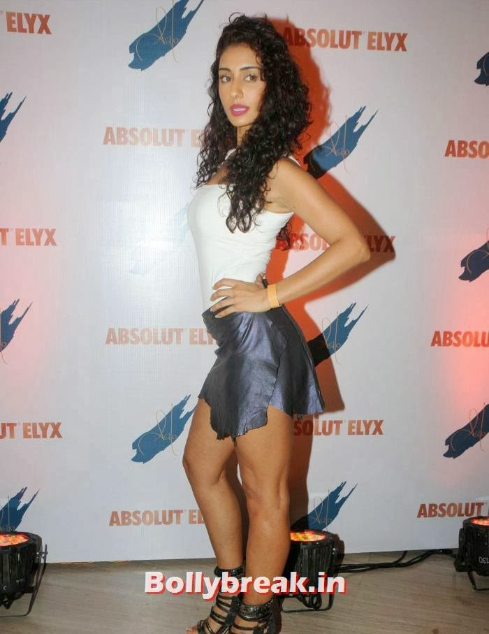 Mahek Chahal, Suchitra Pillai Hosted Absolute Elyx Party
