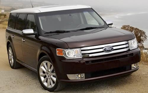 Ford Flex Sel Not The Minivan Type Try The Flex