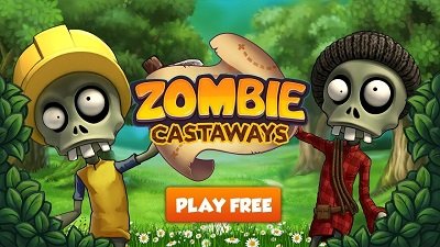 Halo teman para penggemar game android mod Zombie Castaways v2.30 Mod Apk (Unlimited Money)