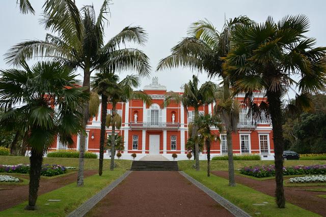 Presidential Palace Ponta Delgada