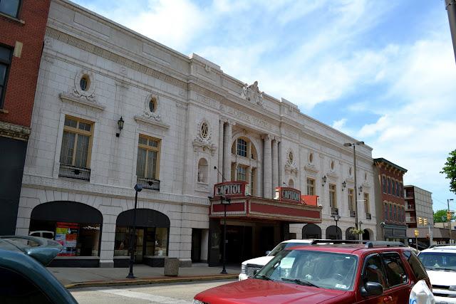 театр Капітол, Вілінг, Західна Вірджинія (Capitol Theater , Wheeling, West Virginia)