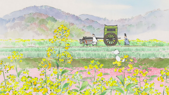 Kumpulan Foto The Tale Of Princess Kaguya, Fakta The Tale Of Princess Kaguya dan Video The Tale Of Princess Kaguya
