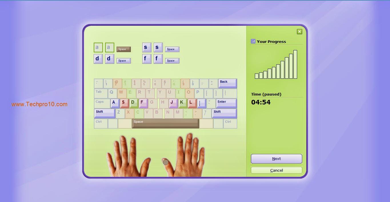 تحميل برنامج arabic keyboard typing tutor مجانا