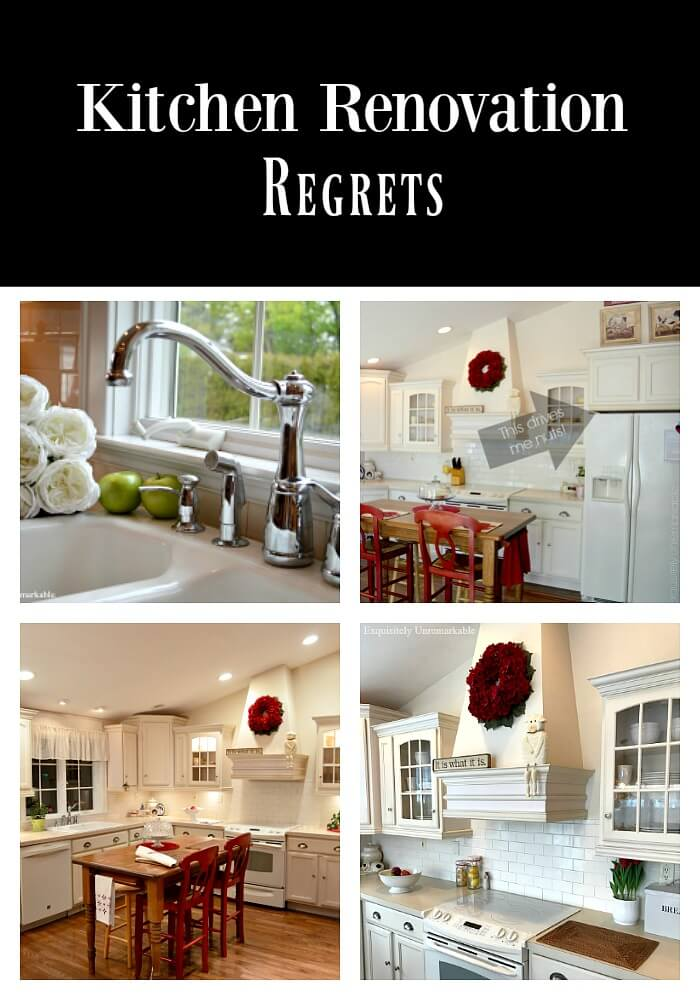 Biggest Kitchen Renovation Regrets