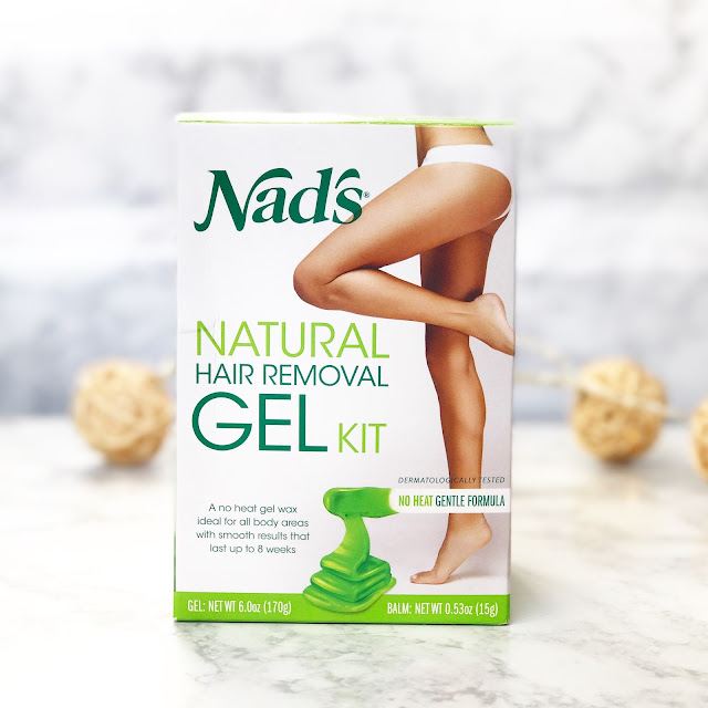 nads natural hair removal gel